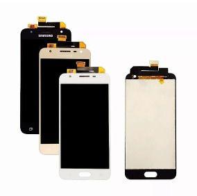 Frontal Samsung J5 Prime G570F Dourado Original CH