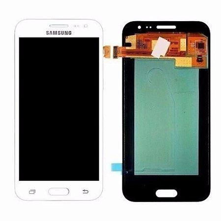 Frontal Samsung J2/J200M Branco AAA