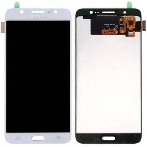Frontal Samsung J7/J710 metal Branco