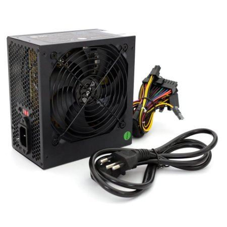 Fonte Atx Gamer 400W Real Hoopson