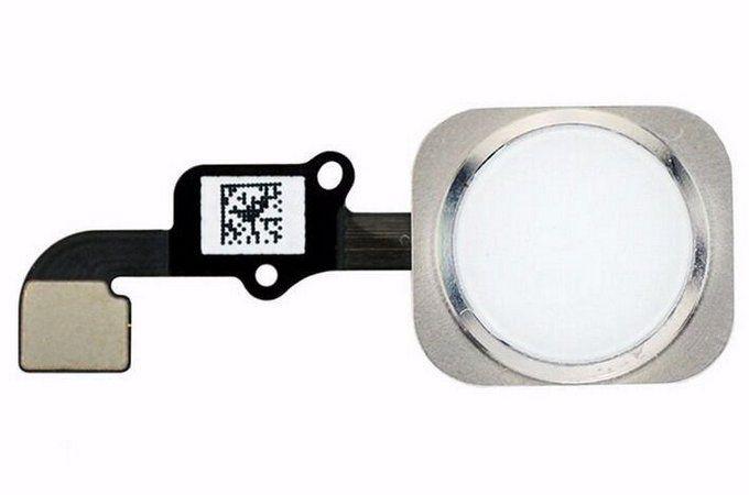 Flex Botão Home iphone 6 Branco 4.7/5.5