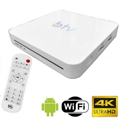 Receptor BTV 10 - IPTV - Android - F.T.A