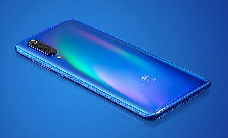 Smartphone Xiaomi Mi9 SE 128 gb/4gram versão Global Ocean blue