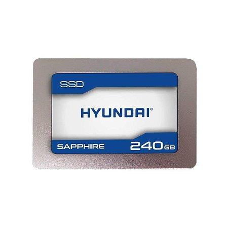 Hd Ssd 240gb Hyundai Sata 2,5 Pol 7mm Sata