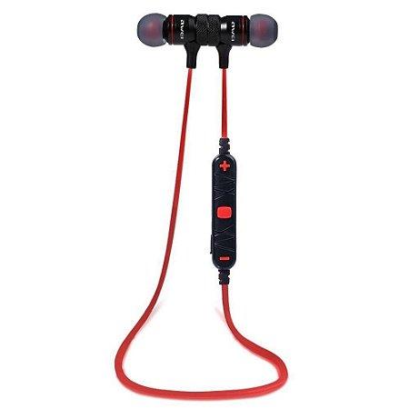 Fone Bluetooth Ouvido Bluetooth/Wireless Kaidi Kd-901