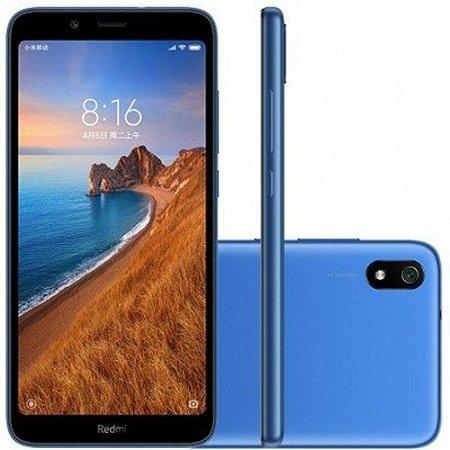 Smartphone Xiaomi Redmi 7A 2gb 32 gb Versão Global Azul