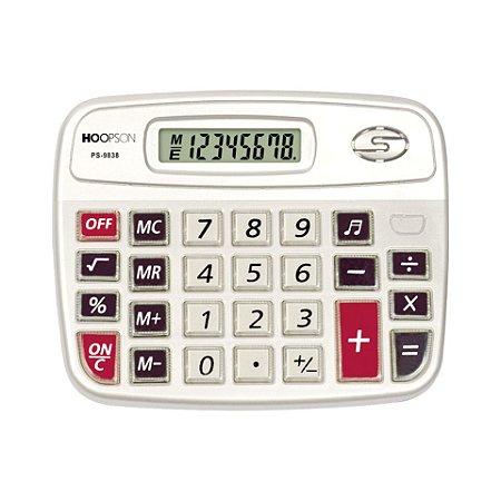 Calculadora De Mesa 12 Dígitos Ps-9838b