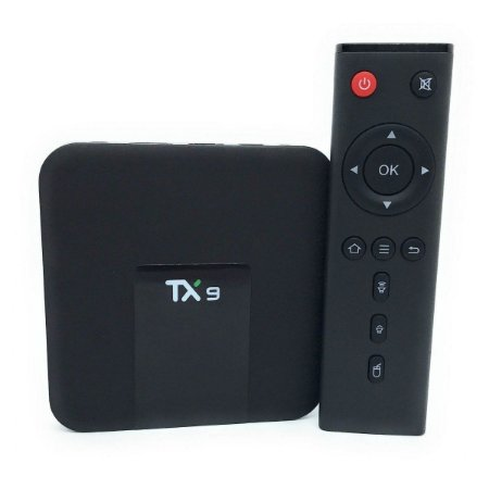 Tv Box Tx9 3gb / 16gb Android