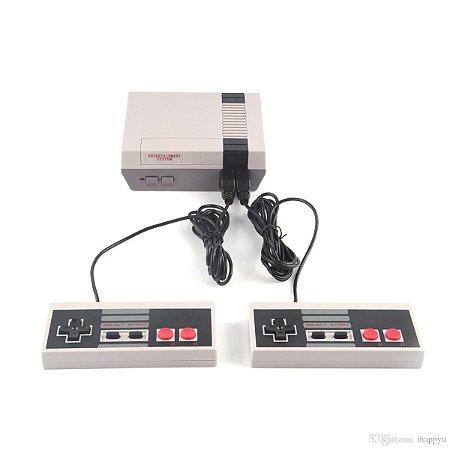 Mini Video Game Console Nintendinho Built-in 620 Jogos Clássicos