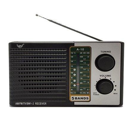 Radio Am/Fm TV  Altomex A-10