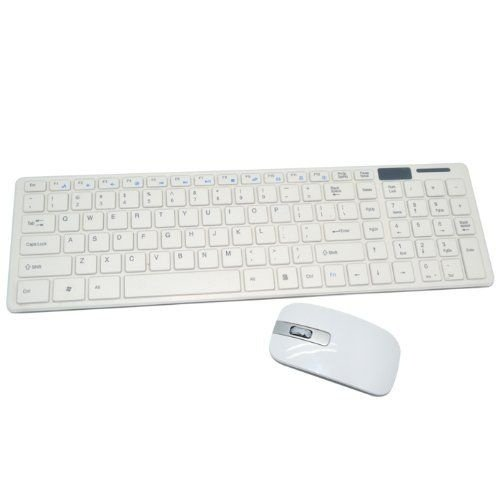 Teclado c/ Mouse sem Fio 2.4g