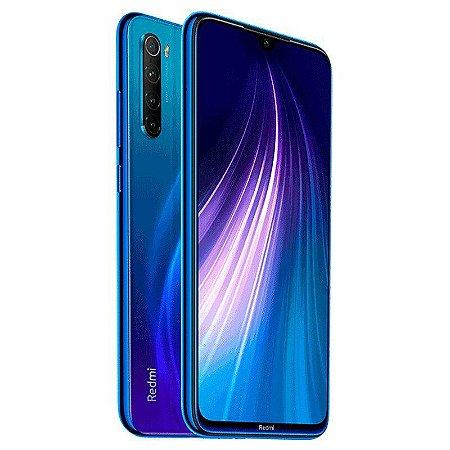 Smartphone Xiaomi Redmi Note 8 Azul 6gb/128gb