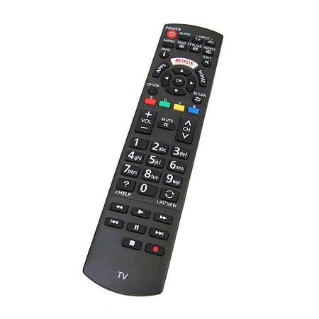 CONTROLE REMOTE PARA TV LED PANASONIC NETFLIX