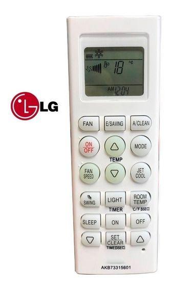 CONTROLE REMOTO AR COND LG QUENTE/FRIO 8080