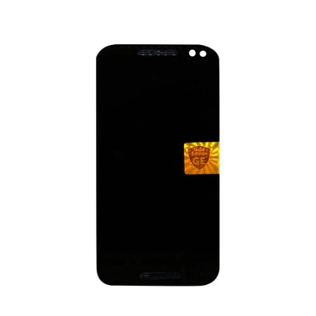 Frontal Motorola Moto G4 PLUS Gold Edition Preto GE-905