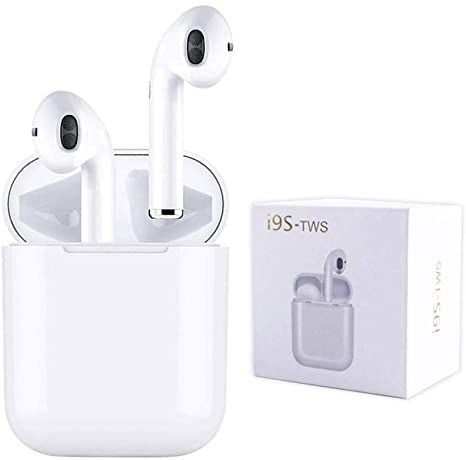 Fone Bluetooth Branco I9s V5.0 Tws Touch Android E AirPods
