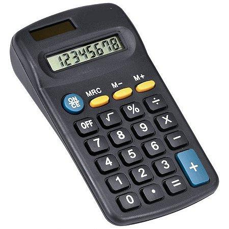 Calculadora pequena 8 digitos 402