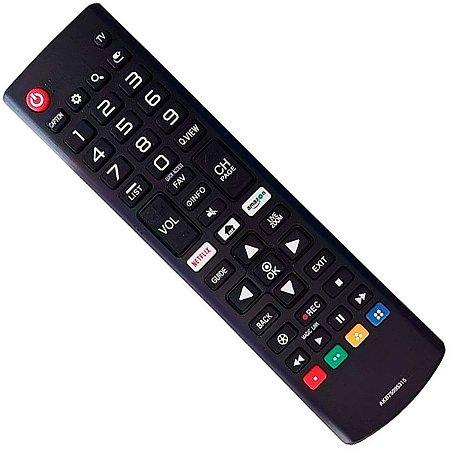 Controle Remoto LG Smart Com Netflix/Amazon/Home/Futebol
