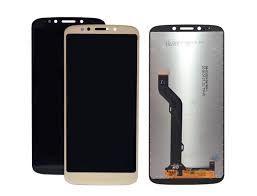 Frontal Motorola Moto E5 Plus *AAA* Preto