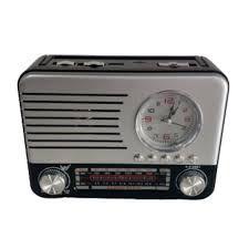 RADIO AM/FM RETRÔ ALTOMEX A-5199T