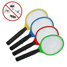 Raquete Elétrica Mata Mosquito Recarregavel
