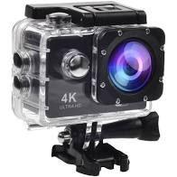 Câmera De Ação Action Pro Sport 4k Wifi a prova D'agua