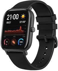 Smartwatch Xiaomi Amazfit Gts 44mm Obsidian Black Preto