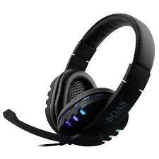 Fone Ouvido Headphone Computador Ps3 Xbox C Microfone Boas