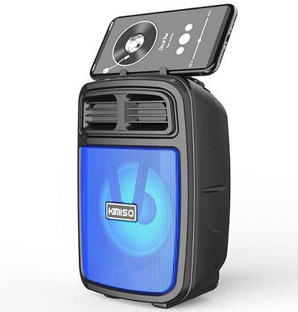Caixa de Som com Bluetooth Kimiso 1008