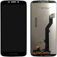 Frontal Motorola Moto G6 Play/E5 Preto Original