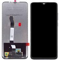 Frontal Xiaomi Note 8T  preto