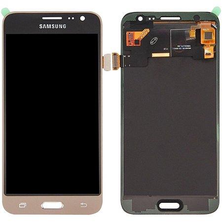 Frontal Samsung J3/J320 Dourado oncell