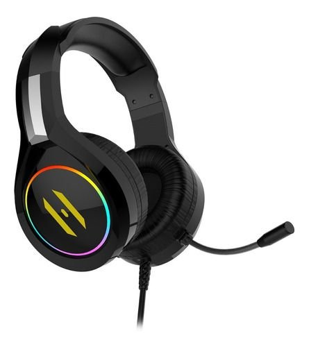 Fone de Ouvido Headfhone Gamer Lehmox RGB Pro Pc Series GT-F3