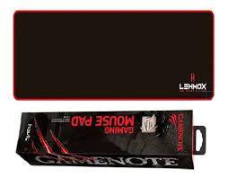 Mousepad Gamer Extra Grande 900/300/30 mm Preto Lehmox