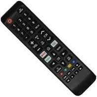 Controle Remoto Samsung Smart Com Netflix/prime video/hulu