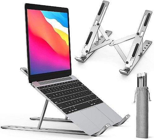 Suporte para Notebook e tablet Com regulagem de Altura
