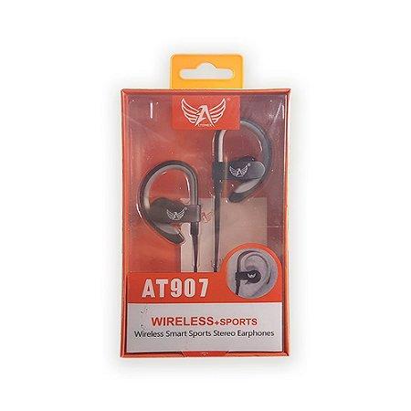 Fone De Ouvido Bluetooth Altomex AT907 Corrida com microfone