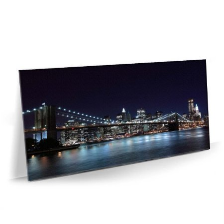 Quadro Brooklyn Bridge Tela Decorativa