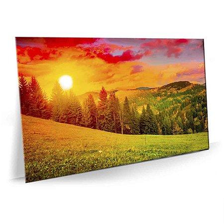 Quadro Montanhas LandScape Tela Decorativa