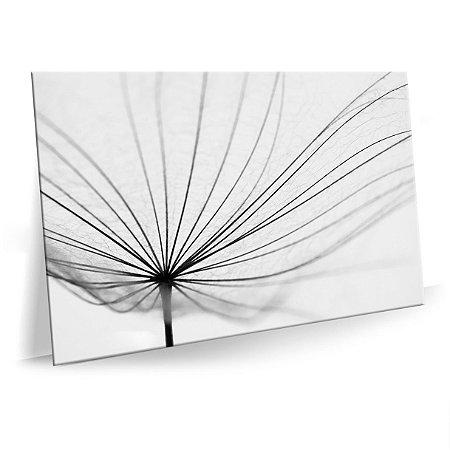 Quadro Flor Detalhes Tela Decorativa