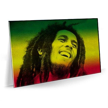 Quadro Bob Marley Tela Decorativa