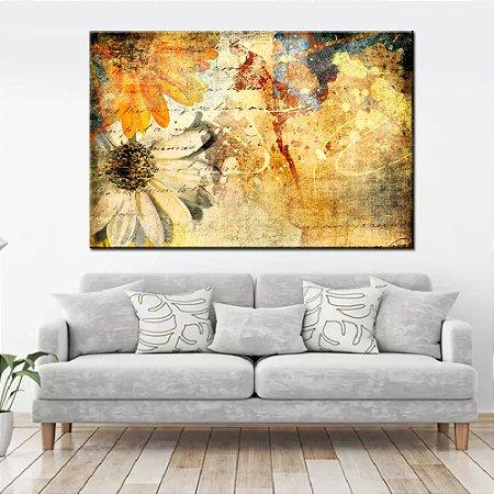 Quadro Canvas Abstrato Especial 35