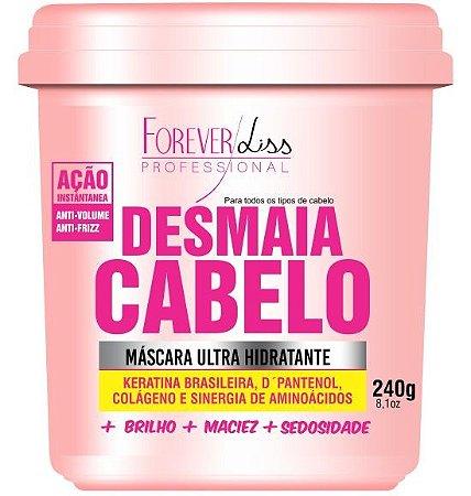 Desmaia Cabelo Máscara Ultra Hidratante Forever Liss - 240g