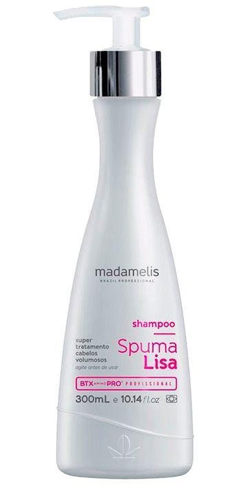 Madamelis Spuma Lisa Shampoo Que Alisa - 300ml