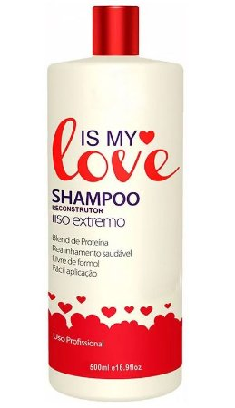Is My Love Shampoo que Alisa - 500ml
