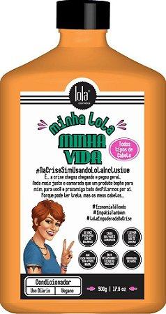 Minha Lola Minha Vida Condicionador Lola Cosmetics - 500g