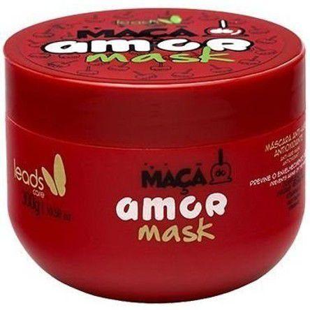 Leads Care - Máscara de Reconstrução Maçã do Amor - 300g