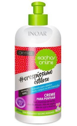 Inoar Cachos Online - Crespíssimo Estiloso - Creme de Pentear - 300ml