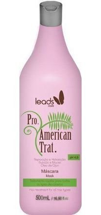 Leads Care - American Trat Máscara de Nutrição - 500ml