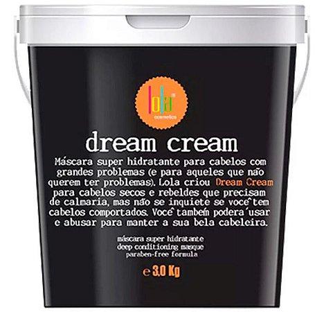 Dream Cream Máscara Super Hidratante Lola Cosmetics - 3kg